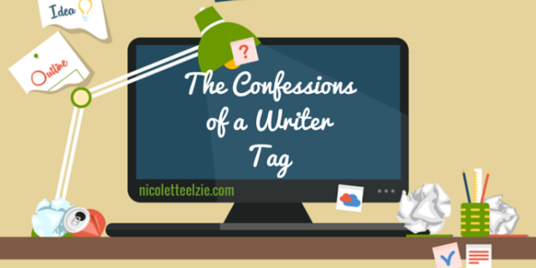 Confessions of a Writer Tag!